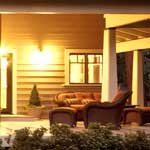 Entry Lighting in Sand Hollow Idaho