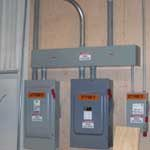 Commercial Electric Panels in Nampa, Idaho Installed by Licensed Electrical Contractors, Burke Electric, Inc.